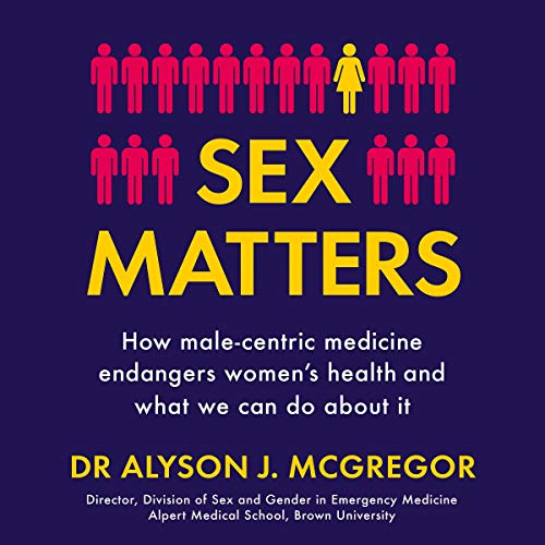 Couverture de Sex Matters