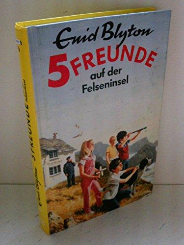 5 Freunde auf der Felseninsel; Band 6;