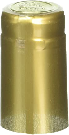 featured product Home Brew Ohio PVC shrink Capsules-500Count,  Gold