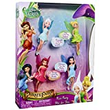 Poupée Disney Fairies - Coffret 4 mini fées