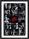 Hailongdia Sin City Quentin Tarantino Film Leinwand Poster