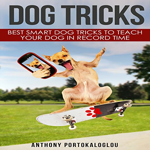 Dog Tricks  audiobook cover art