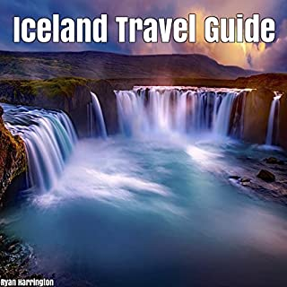 Iceland Travel Guide audiobook cover art