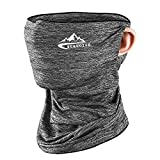 SUNUOZHE Summer UV Protection Face Dust Face Mask,Anti Air Pollution Smoke Face Scarf Dust Mask Reusable Face Scarf Mask for Sport,Outdoor,Fishing,Cycling