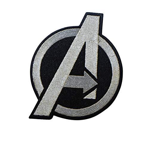 Cobra Tactical Solutions Avengers Agents of Shield Marvel Parche Bordado Táctico Moral Militar Cinta Adherente de Airsoft Cosplay Para Ropa de Mochila Táctica