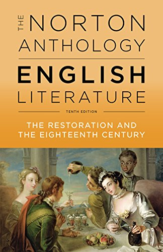 Compare Textbook Prices for The Norton Anthology of English Literature Tenth Edition ISBN 9780393603040 by Greenblatt, Stephen
