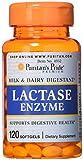 Puritan's Pride Lactase Enzyme 125 mg-120 Softgels