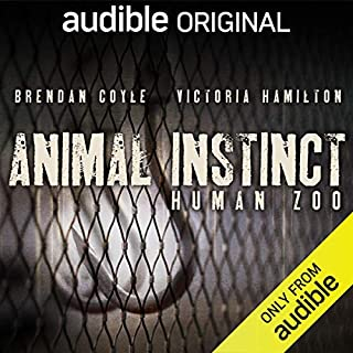 Animal Instinct: Human Zoo cover art