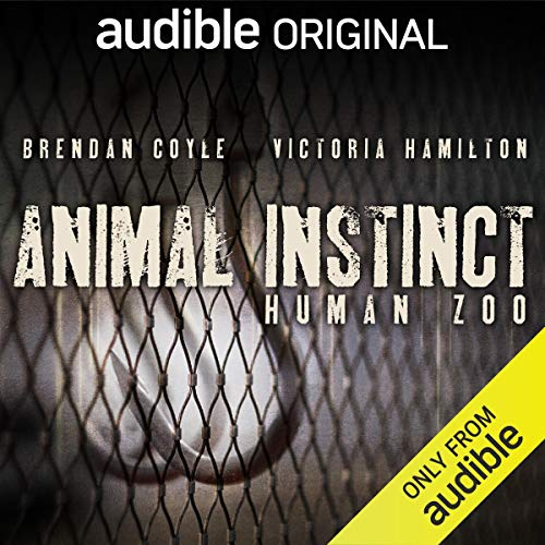 Couverture de Animal Instinct: Human Zoo