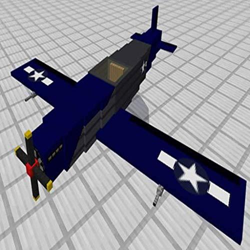 New Plane Mod For MCPE