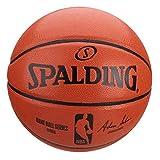 Spalding Unisex Adult 74933Z_7 - Balón de Baloncesto, Color Naranja, 7