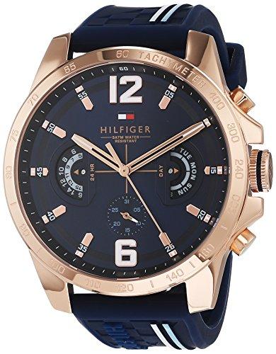 Tommy Hilfiger Reloj Multiesfera para...