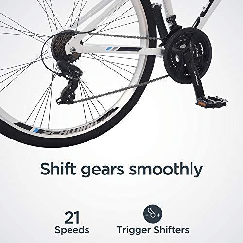 Hybrid Bike Gear