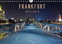 Frankfurt Skylights 2022 (Wandkalender 2022 DIN A4 quer): Skylines und Tower von Frankfurt am Main (Monatskalender, 14 Seiten )