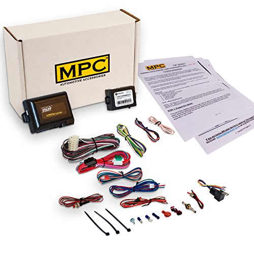 MPC Remote Start for 2006-2010 Toyota RAV4 |Key-to-Start| Flashlink Updater - Factory Remote Activated - Press 3X to Start - Premium USA Tech Support