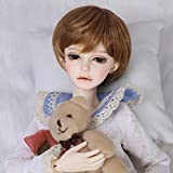 1/4 SD Doll 42cm 16.5' Ball Jointed BJD Dolls Full Set Reborn Toy Cosplay Fashion Dolls SD Surprise Gift mit Clothes Outfit Shoes Wig