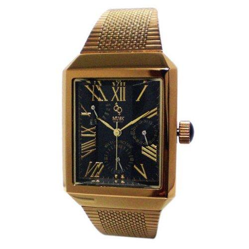 [ムスク] MUSK 腕時計 マルチファンクション MM-2189-05T メンズ [並行輸入品]