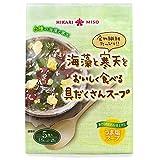 海藻と寒天をおいしく食べる具だくさんスープ 5食 ×4個