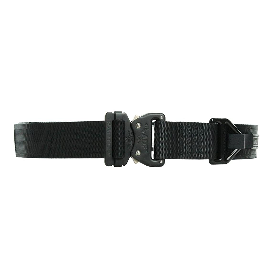 Fusion Tactical Military Police Riggers Belt Type C Black Large 38-43