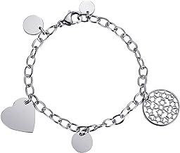 Heart Festival Bracelet for Holiday Present for Girls or Women