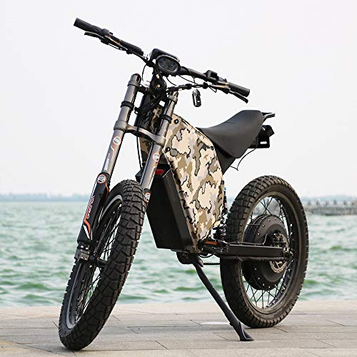 QS Super Stealth Electric Mountain Ebike 5000W to your door tax free
