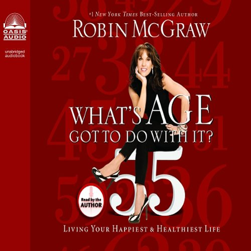 What's Age Got to Do With It? audiobook cover art