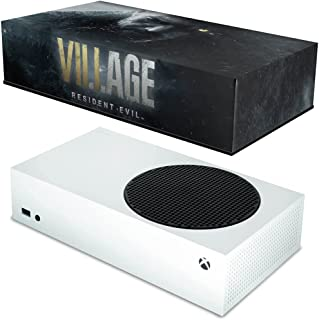 Capa Anti Poeira Xbox Series S - Resident Evil Village