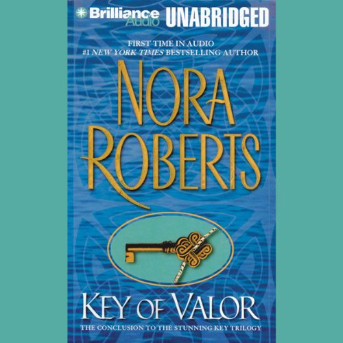 Key of Valor audiobook cover art