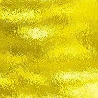 ステンドグラス ガラス板 スペクトラム ラフロール 161RR YellowRoughRolled G(サイズ30cm×15cm)