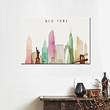 Paintsh Decorative Paintings Printed Mattress Restaurant Frameless Sofa Walls Bedroom Wall Paintings Free Eiffel Tower in ...