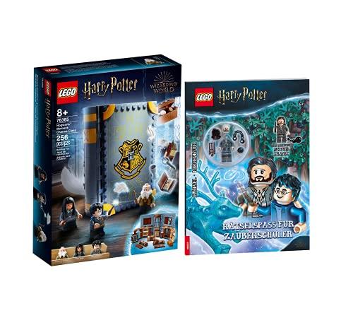 Collectix Lego - Set di Harry Potter Hogwarts Momento di arte magica 76385 + divertimento per gli studenti di magia (copertina morbida)