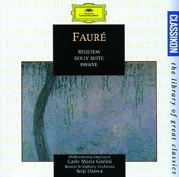G. Fauré: Requiem op.48 / Dolly Suite op.56 / Pavane op.50