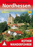 Nordhessen: Bergland zwischen Kassel und Marburg. 50 Touren. Mit GPS-Tracks (Rother Wanderführer)
