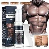 Isuda | Ontharingscrème | Voor mannen en vrouwen | Pijnloos ontharingsmiddel | Zacht voor de huid | 100 ml
