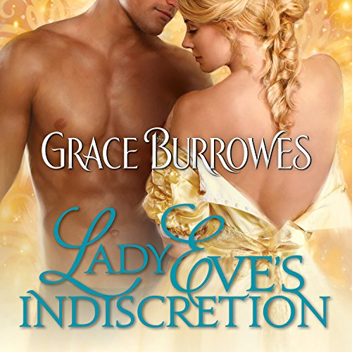 Lady Eve's Indiscretion audiobook cover art