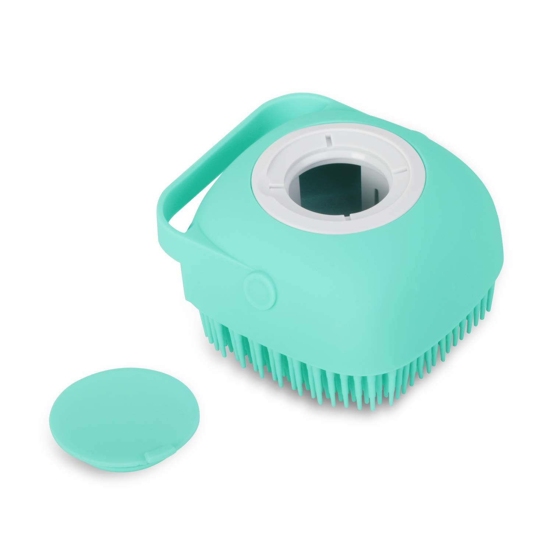 Silicone Shower Brush High order JSVER Soft Body Handheld Genuine Scrub Bath