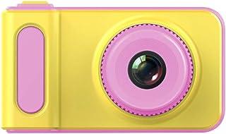 Chengxin Cámaras Cámara para niños Videocámaras Digitales de Alta definición La sexta generación Cámara Digital Cámara de Video para niños Cámara Mini SLR para Principiantes (Color : Rosado)
