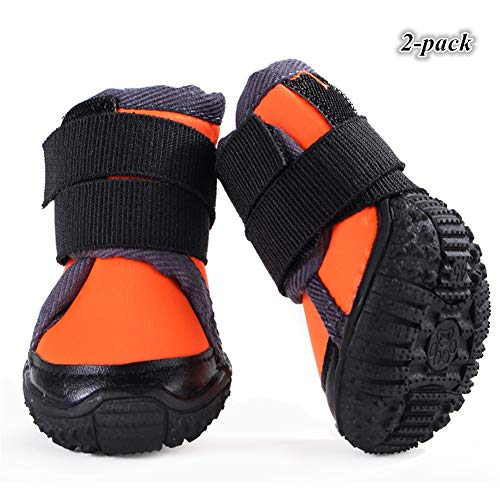 Breathable Dog Hiking Shoes