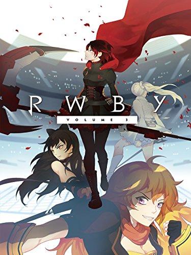 RWBY: Volume 3 [OV]