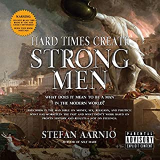 Page de couverture de Hard Times Create Strong Men