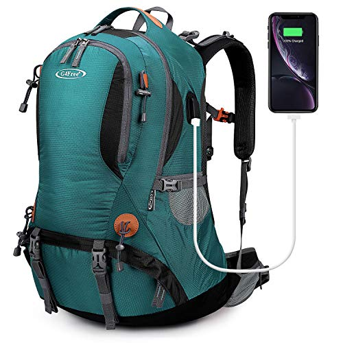 G4Free 50L Hiking Backpack Water...