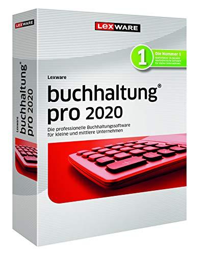 Lexware buchhaltung 2020|pro-Version Minibox (Jahreslizenz)|Einfache Buchhaltungs-Software für Freiberufler, Handwerker, kleine und mittlere Unternehmen