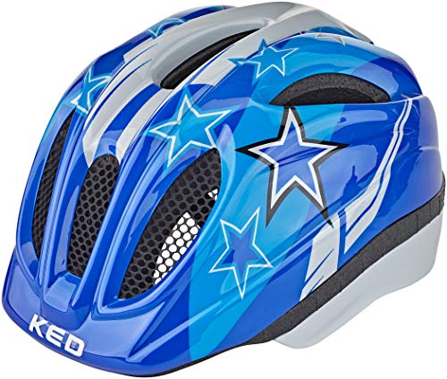 KED Meggy Kopfumfang XS 44-49 Blue Stars