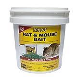 Kaput Rat Mouse Vole Bait - 60 Place Packs 61110