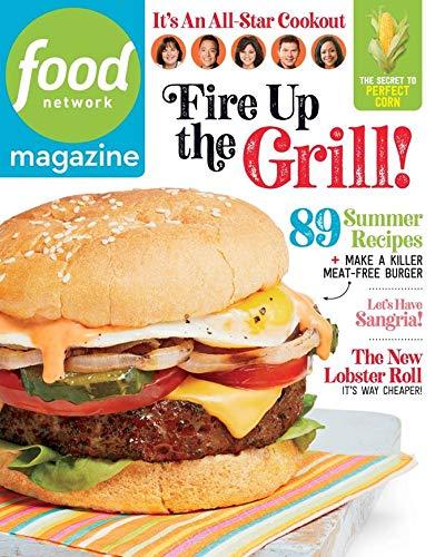 Food Network Magazine Print Magazine -$0.99(93% Off)