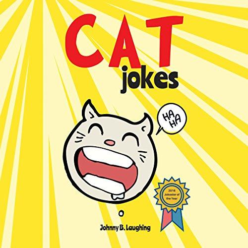 Cat Jokes audiobook cover art