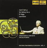 Sibelius: Symphony No 2 / En Saga / Luonnotar (2006-03-21)