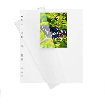 HERMA Fotokarton 230 x 297 mm 230 g//qm schwarz 20 Blatt