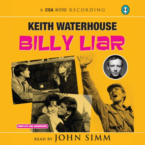 Billy Liar audiobook cover art