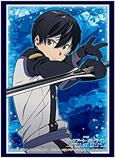 Sword Art Online SAO Movie Kirito Trading Anime Card Game Character Sleeves Protector Vol. 1265